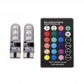 BY-8015, Цветни LED светлини за габарит  BMW