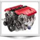 01-Двигател Porsche
